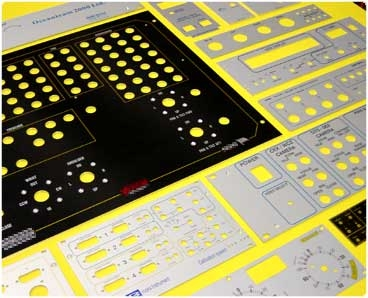 Aluminium Panels | Rack, Mimic and Fascia Control Panel